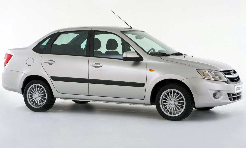 АвтоВАЗ отзывает все проданные Lada Granta