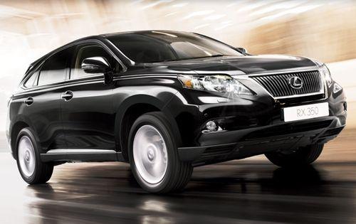 Марка Lexus лидирует по надежности