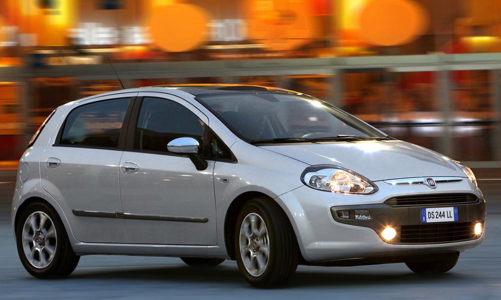 Chrysler начал продажи Fiat на территории России