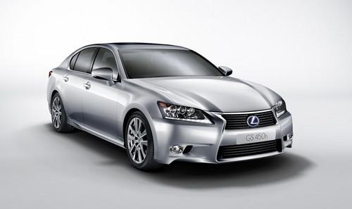 Стали известны цены на Lexus GS 450h в России
