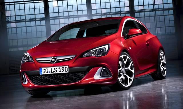 На Женевском автосалоне Opel представит Mokka и Astra OPC