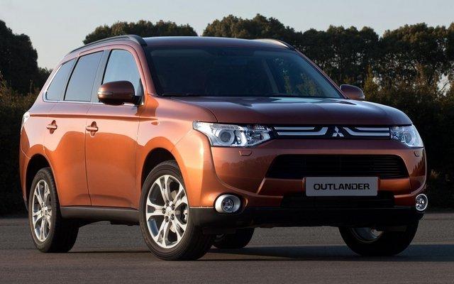 Новое поколение Mitsubishi Outlander