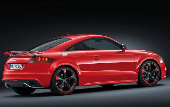 Audi представит «заряженную» модель TT