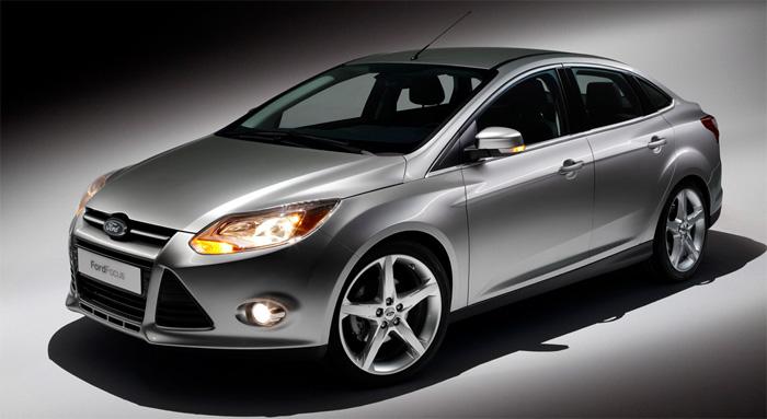 Ford Focus лучший по безопасности