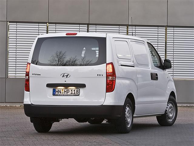 Новые варианты Hyundai H-1 стали доступны на рынке