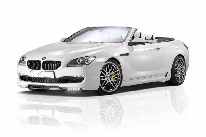 Lumma Design представляет свой вариант BMW - CLR 600 GT