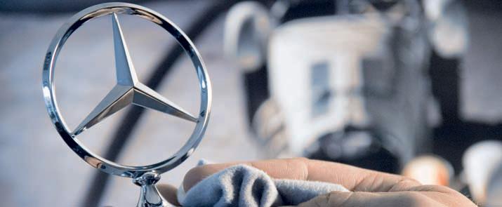 """Mercedes говорит """"нет"""" ремонту у """"серых"""" дилеров"""