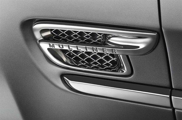 Bentley представит спортивную версию своего Mulsanne - Mulliner