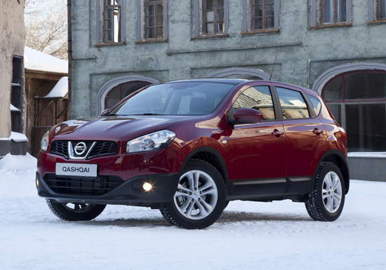 Nissan Qashqai получил вариатор нового поколения