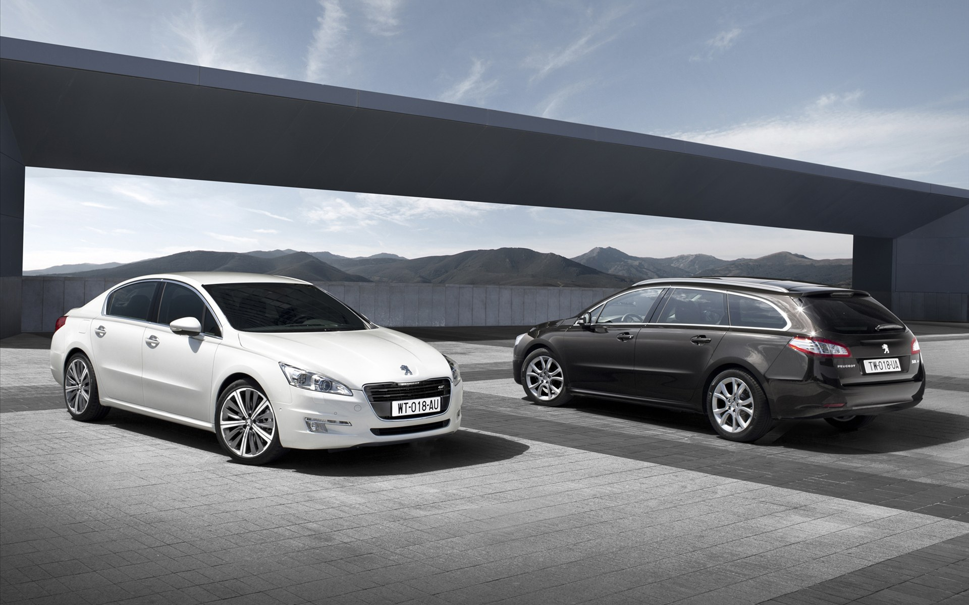 Peugeot заменил 407 и 607 на 508