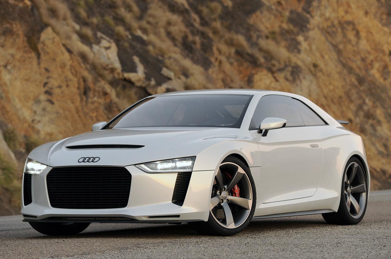 Audi назвала основные технологии будущего