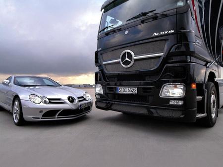 Daimler получила одобрение от ФАС