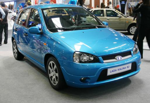 Nissan создаст дешевый автомобиль на базе Lada Kalina