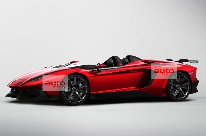 Lamborghini выпустит единственный экземпляр Aventador J