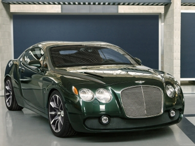 Автомобили Bentley покидают родину