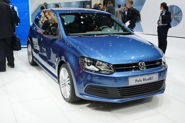 Новый VW Polo - BlueGT