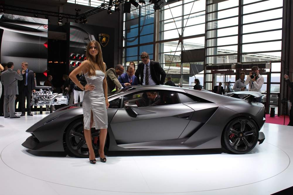 Lamborghini заменит Gallardo