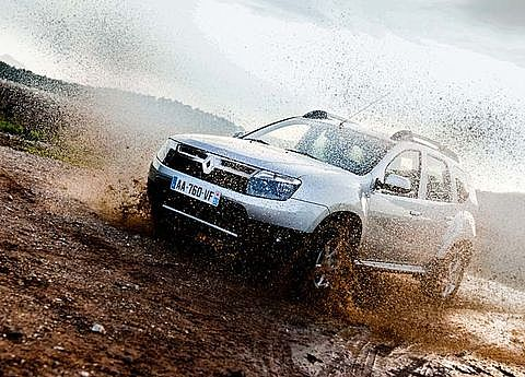 Renault Duster появился в продаже у дилеров
