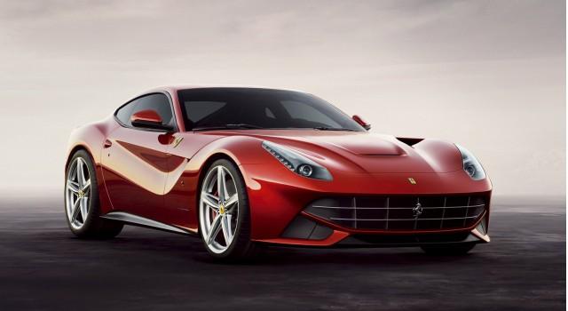 Ferrari представит замену 599 Fiorrano - F12 Berlinetta
