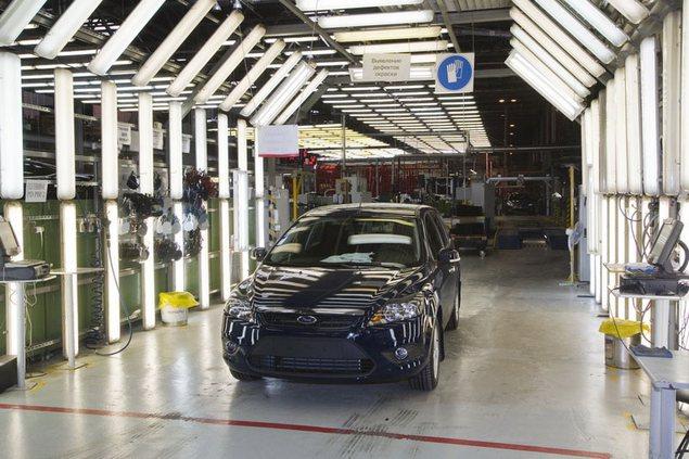 Ford вложит в создание завода в Индии 1 млрд долларов