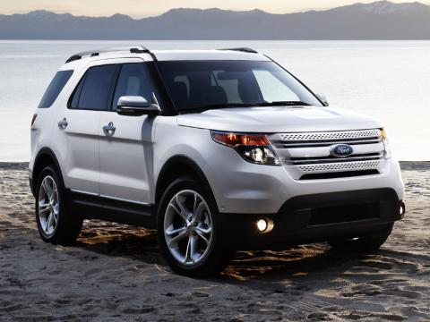 Ford Explorer доступен в России