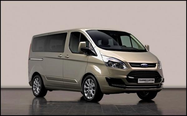 Ford запустит Tourneo в серийное производство