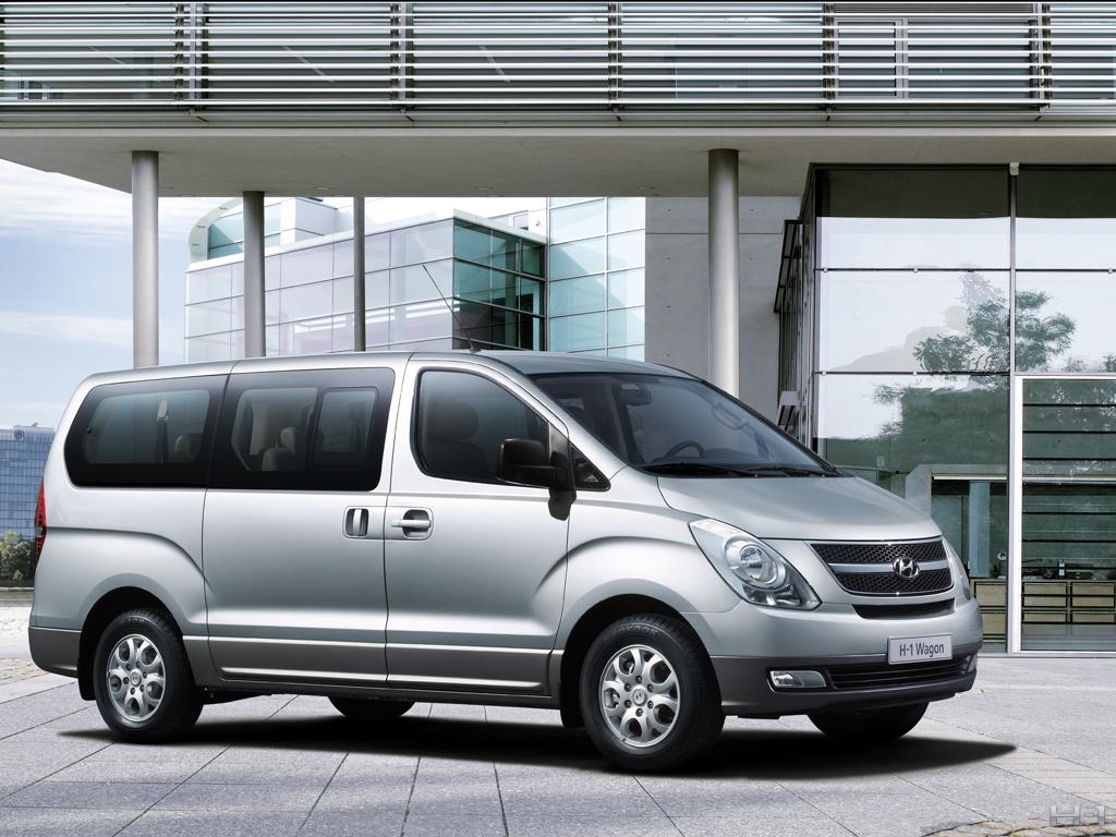Объявлены цены на Hyundai H1 для российского рынка