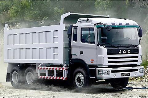 JAC выходит на российский рынок тяжелых грузовиков