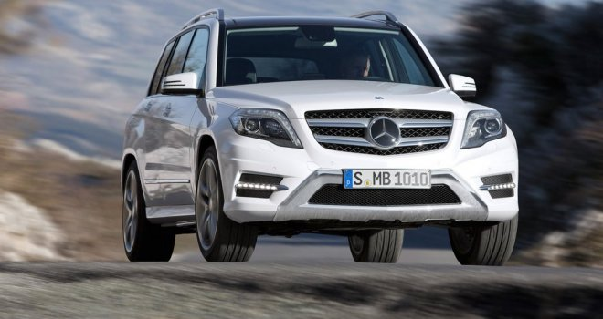 Mercedes-Benz представит обновленный GLK в Нью-Йорке