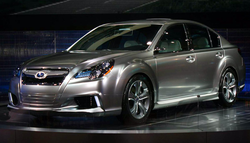 Subaru обновляет некоторые модели