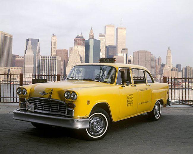 Все такси в Киеве будут легализованы