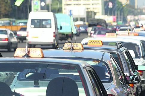 Грядет проверка киевских таксистов