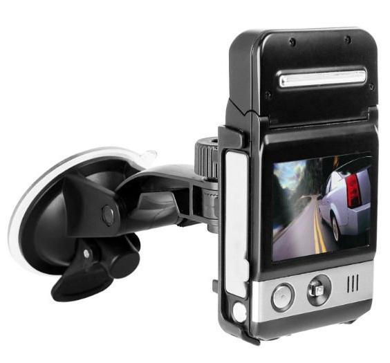 Обеспечьте свою защиту с помощью видеорегистратора