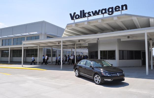 Volkswagen думает о втором заводе в России