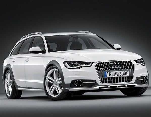 Стала известна стоимость Audi A6 Allroad