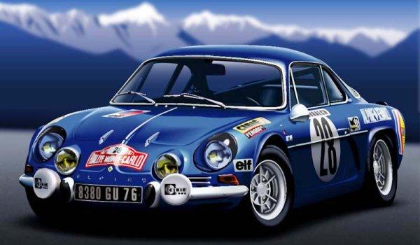 Renault возродит свой спорткар Alpine