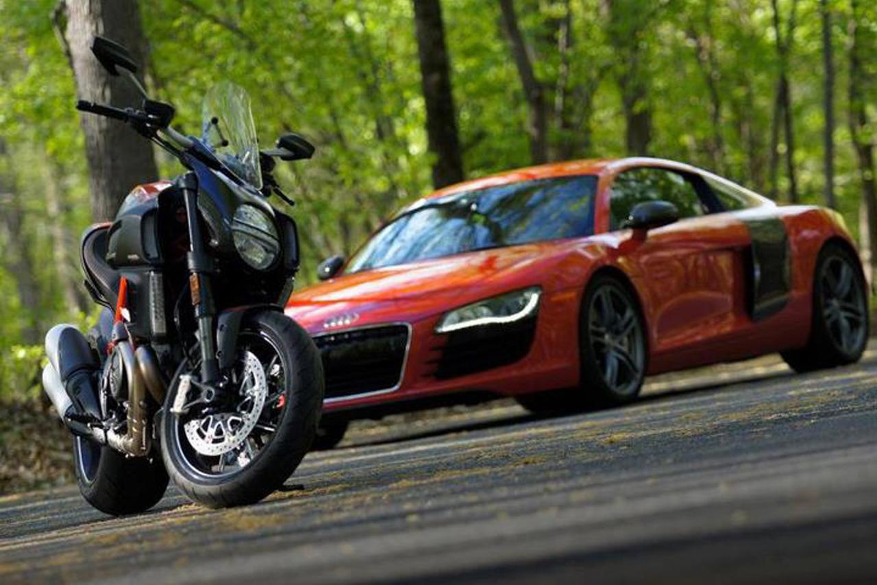 Легендарная Ducati станет немецким брендом