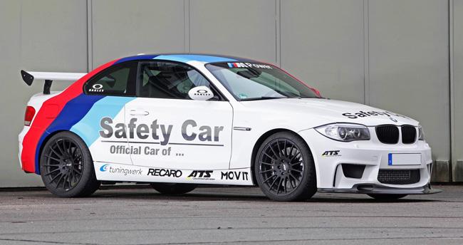 «Малютка» BMW M1 Coupe с тюнингом от Tuningwerk