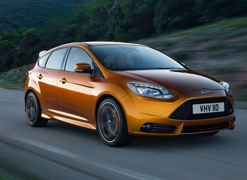 Ford Focus ST будет представлен для китайского рынка