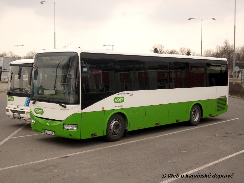 Автобусы Iveco расширяют присутствие в России