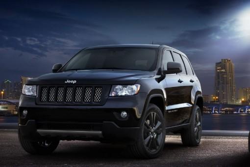 В двух моделях Jeep обнаружен дефект