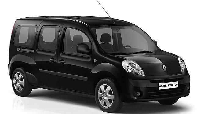 Renault Kangoo вырос в размерах