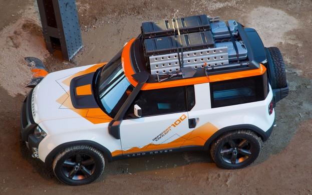 Land Rover намерен выпустить компакт для бездорожья