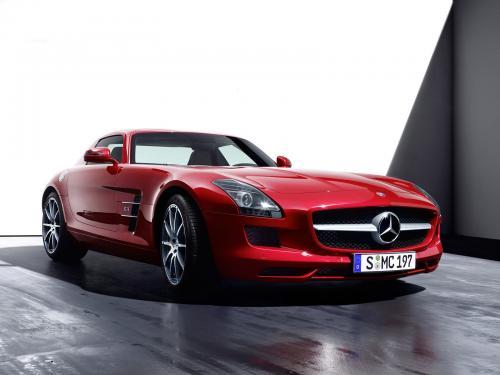 Mercedes-Benz объявляет перестройку