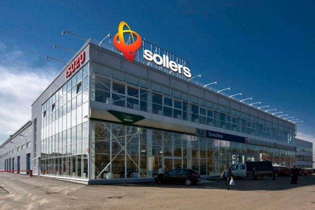 Sollers и Mazda будут производить на Дальнем Востоке 100 000 авто в год