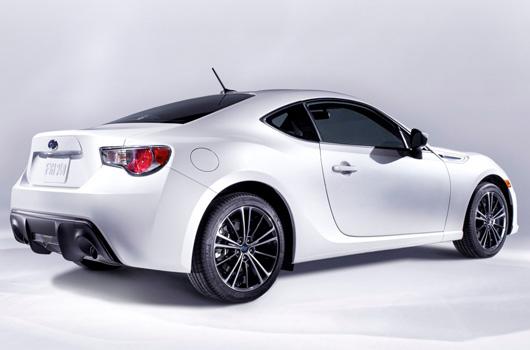 Обнародована стоимость Subaru BRZ в США