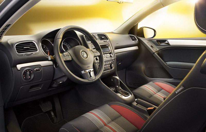 Volkswagen выпустит для России лимитированную серию VW Golf Match