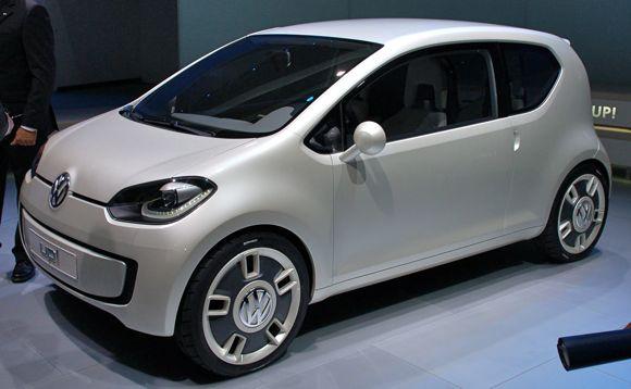 Volkswagen Up! добрался до лидерства