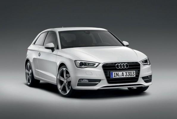 Новое поколение хэтчбека Audi A3 этим летом