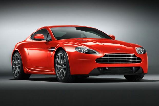 Заказ Aston Martin V8 Vantage теперь доступен для россиян
